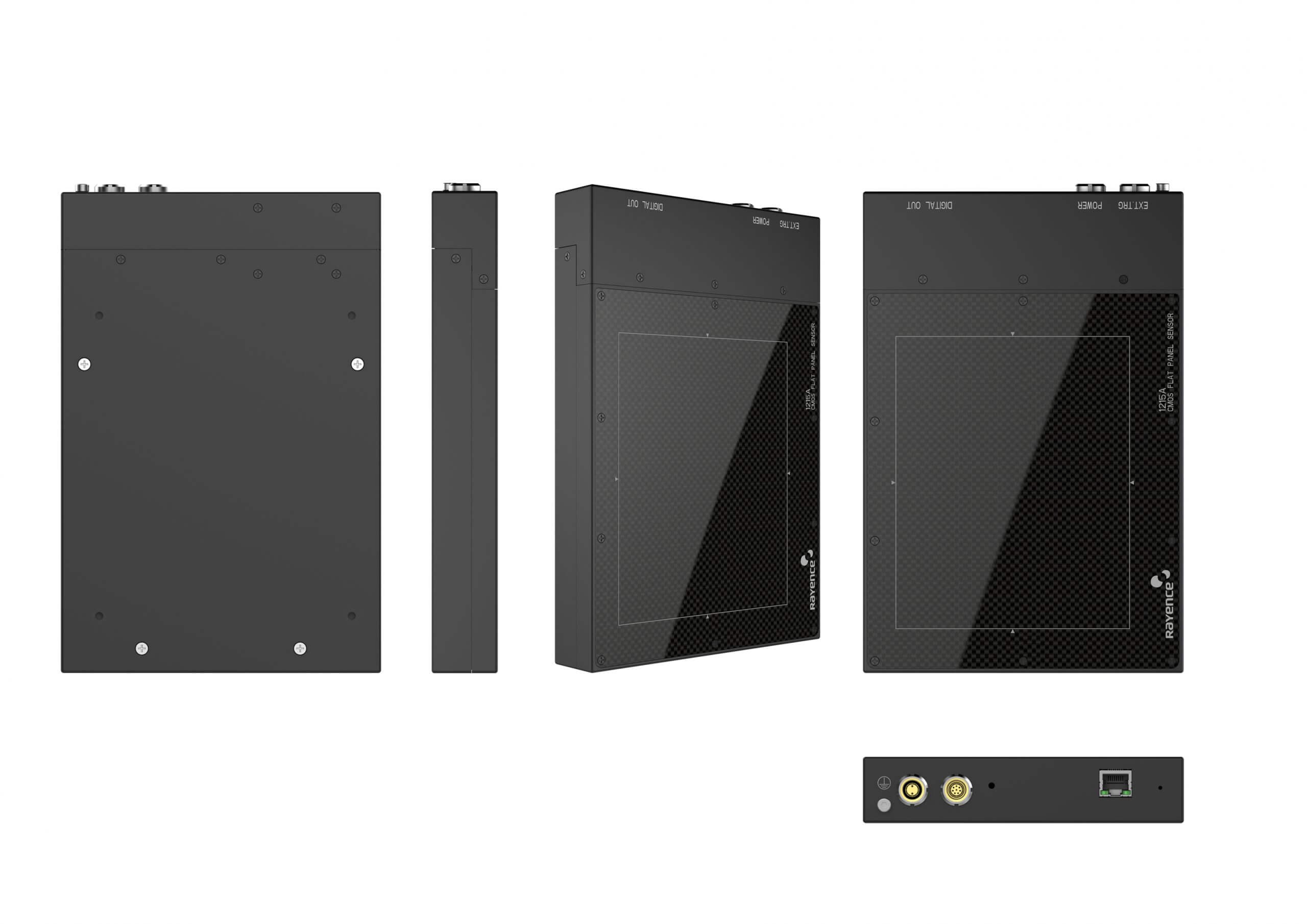 Korea Rayence flat panel detector 1215A