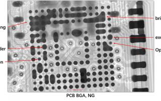 PCB BGA NG