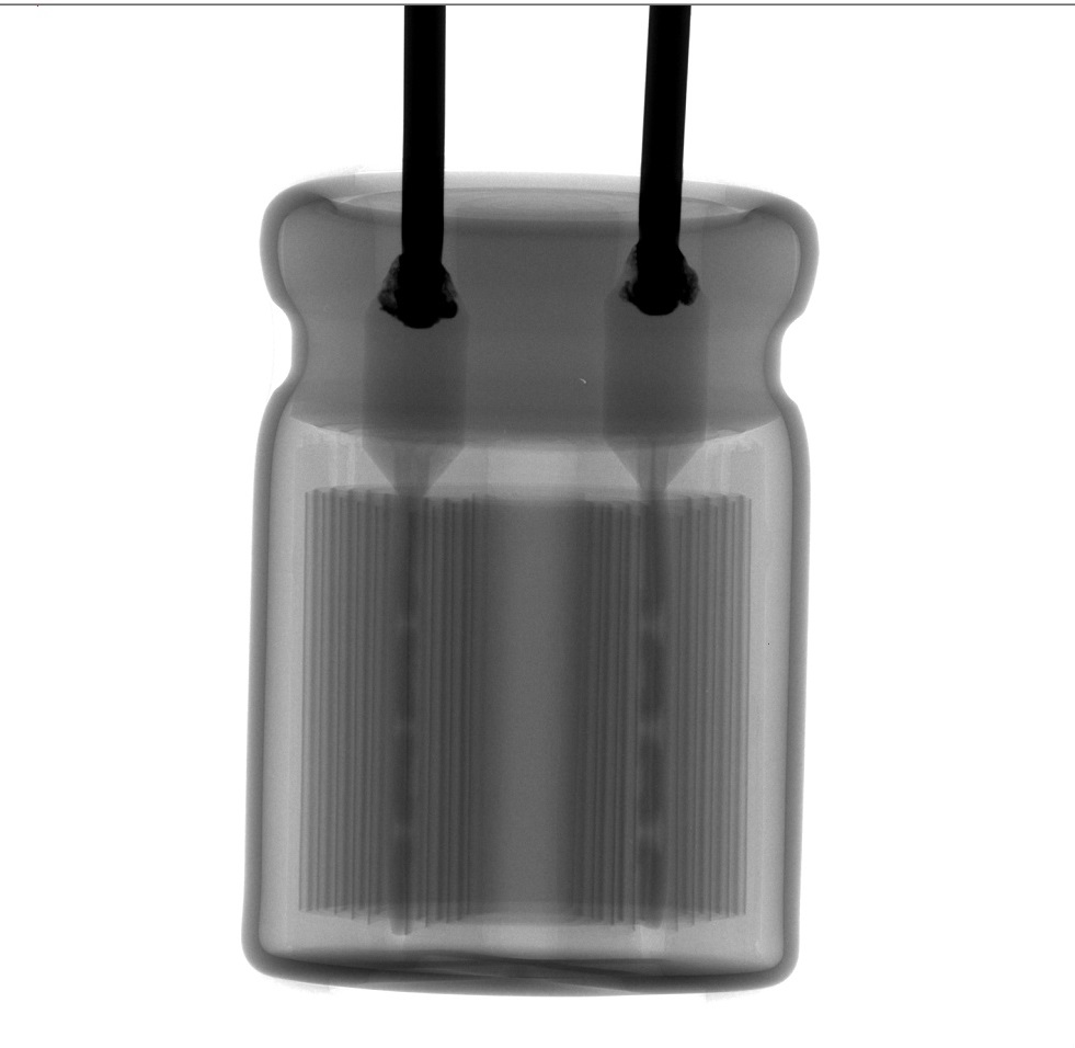 Accepted (OK) electrolytic capacitor